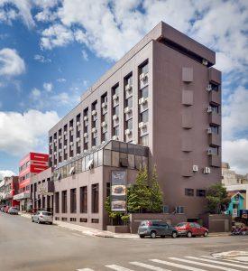 hotel kuster fachada
