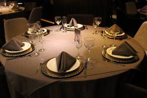 Mesa de jantar restaurante Kuster
