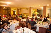 Culinária Hotel Kuster Guarapuava Paraná
