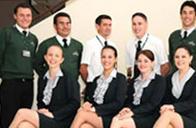 Equipe Hotel Kuster Guarapuava Paraná