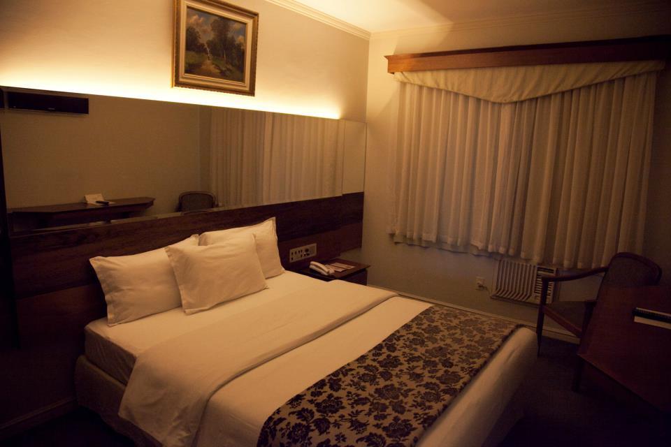 quarto kuster hotel guarapuava