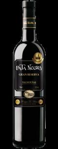Garrafa Pata Negra Gran Reserva   vinhos   Hotel Guarapuava