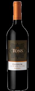 Garrafa de Tons de Durorum | vinhos | Hotel Guarapuava