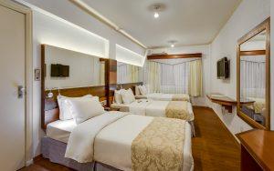Acomodação Luxo - Hotel Kuster Guarapuava